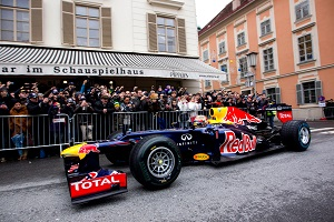 Newey 'a little late' with 2013 Red Bull