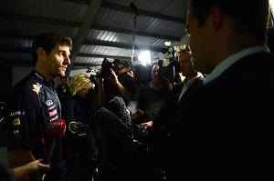 Webber has leg surgery in Australia