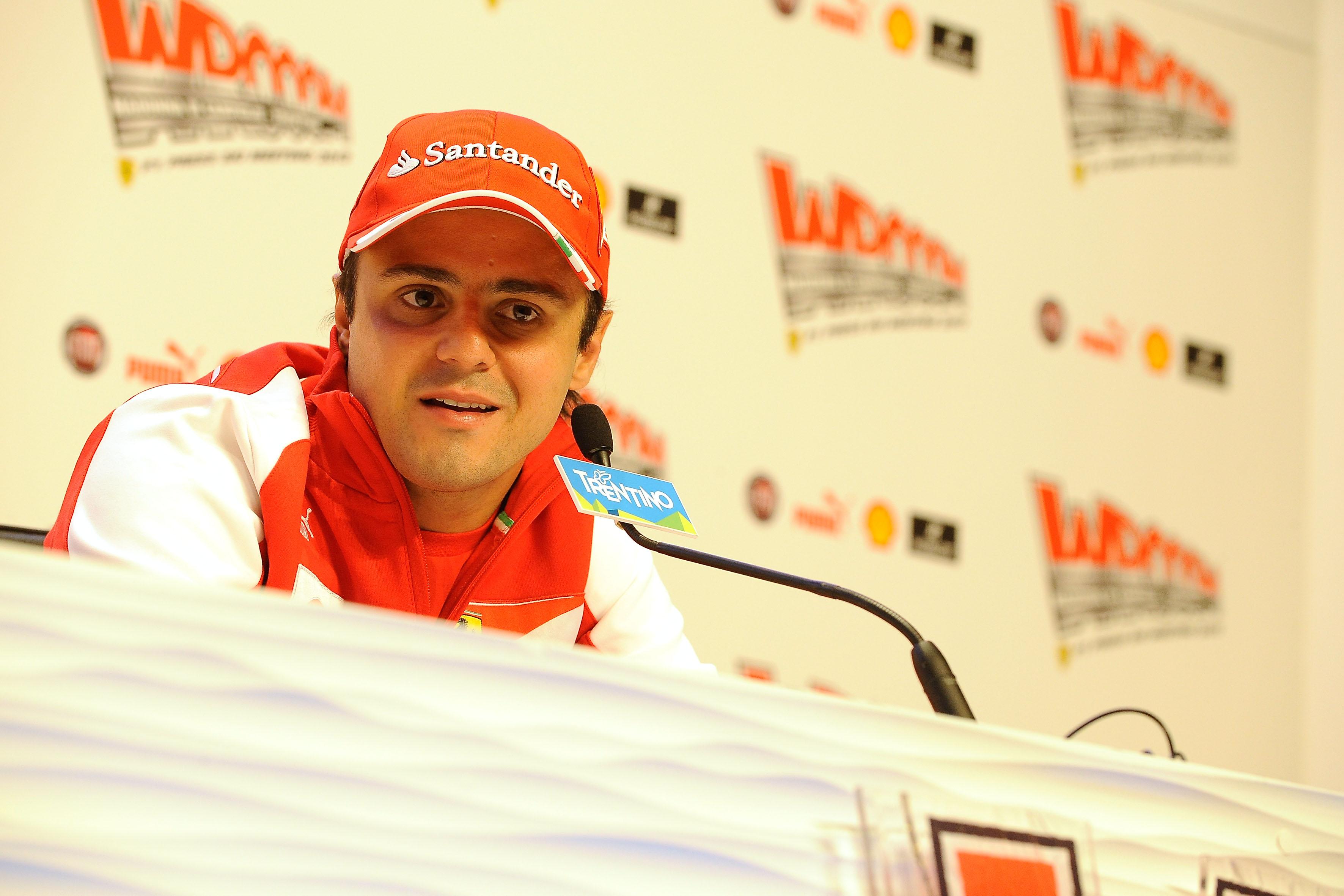 Rejuvenated Massa considered quitting F1 during 2012 slump