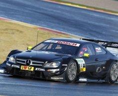 Kubica tests DTM car in Valencia