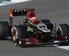 Grosjean feeling good in the E21