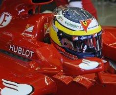 De La Rosa confident he can improve Ferrari simulator