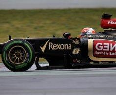 Lotus to begin 2013 season without title sponsor