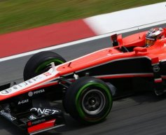 Marussia close to signing 2014 engine deal
