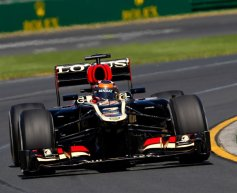 Lotus confident of fighting at the front