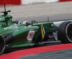 'Crazy race' needed for Caterham points - Van der Garde