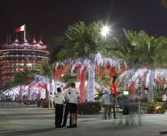 Bahrain could stage 2014 race under lights