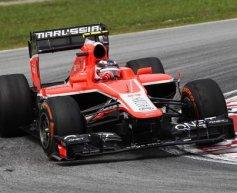 Marussia pinning hopes on European upgrades