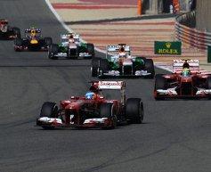 Ferrari 'calm' despite troubled start says Gene