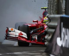 Disappointed Massa vows to push from last place