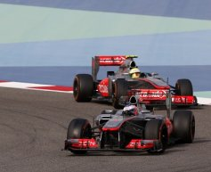 McLaren and Force India withdraw from Bahrain test