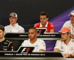 Monaco: Wednesday press conference