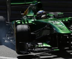 Caterham to continue with Renault engines