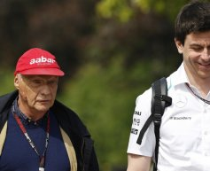 Wolff looked into buying Toro Rosso