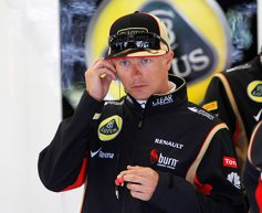 Lotus: We are fighting hard to keep Raikkonen