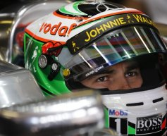 Slim positive over Mexican GP chances