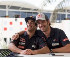 Who holds the upper hand in Toro Rosso battle?