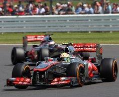 McLaren still weighing up 2014 options