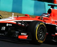 Booth: 2014 Marussia-Ferrari deal unrelated to Bianchi