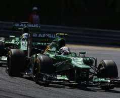 Caterham to carry out straight line test