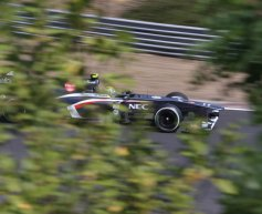Gutierrez hoping for points in improved Sauber