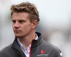 Hulkenberg denies Hungary to be last Sauber drive