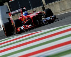 Alonso hoping wet weather will aid Ferrari