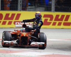 Webber handed 10 place penalty for Korea