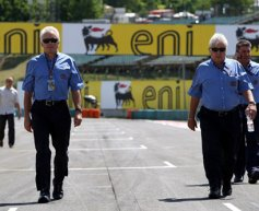 Whiting inspects Mexican Grand Prix venue