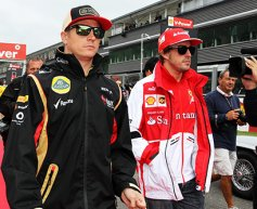 Ferrari president: Raikkonen and Alonso 'could be dangerous'