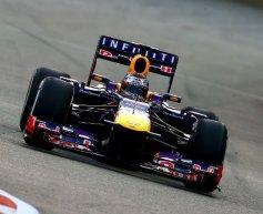 Vettel stays on top in final practice