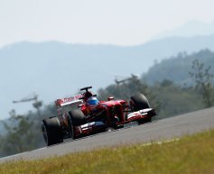 Alonso not expecting any surprises