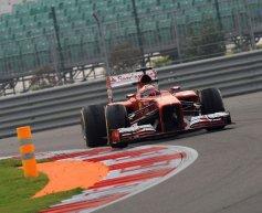 Alonso says split strategies provides best Ferrari hope
