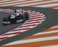 Maldonado blames traffic for Q1 exit