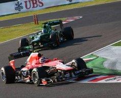 Van der Garde: Important to finish ahead of Marussia