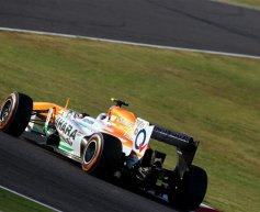 Force India wary of growing Sauber threat