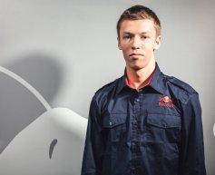 Profile: Toro Rosso's Daniil Kvyat