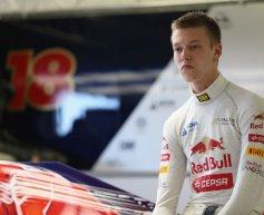 Kvyat joins Vergne at Toro Rosso for 2014
