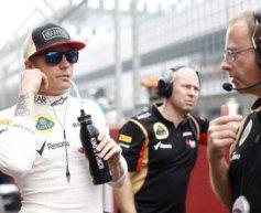 Lotus apologises over Raikkonen radio message