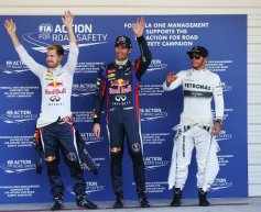 'Hollow' pole position for Webber