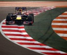 Vettel stays ahead during final practice