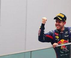 Sebastian Vettel's path to 2013 world title glory