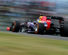 Vettel leads Red Bull one-two in second practice at Suzuka