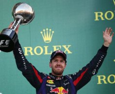 Vettel secures fifth consecutive win in Japanese Grand Prix