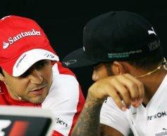 Hamilton and Rosberg disagree over Massa's Williams move