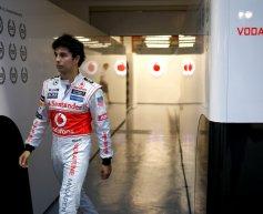 Sergio Perez confirms departure from McLaren