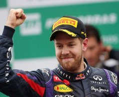 Haug doubts Mercedes can break Vettel dominance