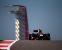 Sebastian Vettel sets pace in second practice in Austin