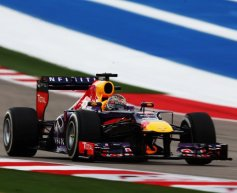Vettel makes history with eighth successive victory at US GP