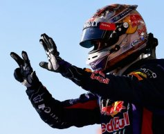 Austin-tatious Vettel makes it a great eight: US GP review